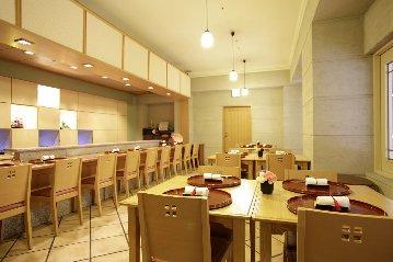 ホテルモントレ大阪 日本料理 隨縁亭