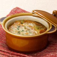 ロイヤルのオニオングラタンスープ