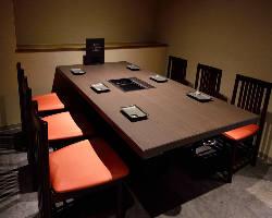 お仲間内でのお食事・デート・各種ご宴会にご利用ください。
