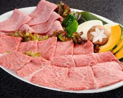 全国の有名ブランド牛を、食べ比べ!!!