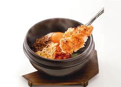 石焼ビビンバの定番メニューや焼肉と相性抜群のオリジナルご飯も