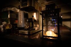 大人の隠れ家レストランで思い出に残る素敵なディナーを☆