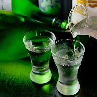 刻の人気のお造りと日本酒のマリアージュを!