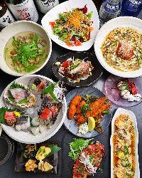 料理長自慢のメニューがつまったコース料理★kizamiコース