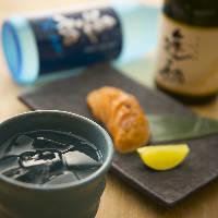 宮崎の名水『清水兼』を使用した深いコクを感じる味わいの焼酎