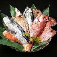 【料理との相性抜群】 日本各地の美味しい日本酒を取り揃え!