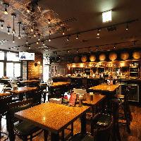 飲み放題付き宴会コース◇3500円肉バルセットは当日OK