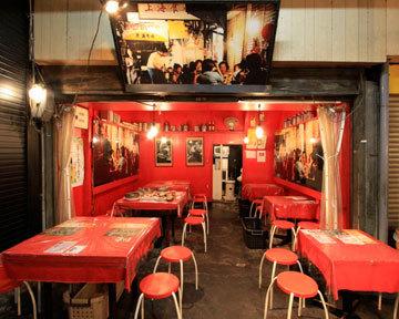 上海食亭 外灘紅緑灯 天満店