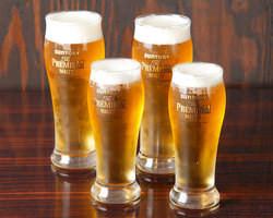 「超」達人店ならではの生ビールをお楽しみください!!