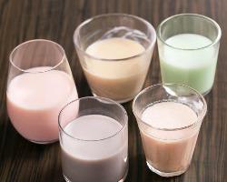 【豆乳カクテル】 豆乳が苦手な方でも飲みやすい人気メニュー