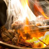 《名物!ごろ焼き》 炭火で豪快に焼き上げて旨味を凝縮した逸品