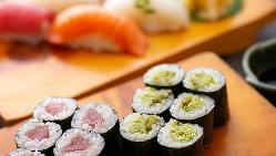 職人が握る寿司や天ぷらなど本格和食をお手頃価格で楽しめます!
