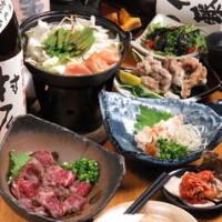 料理が自慢、3500円飲み放題付き楽コースおすすめ!!