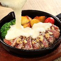 北海道の食材をふんだんに使った料理は間違いのない美味しさ!!