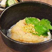 【京素材】 京野菜はもちろんのこと湯葉などの食材も多彩に使用
