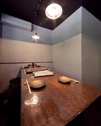 個室は最大15名様OK! ご宴会・飲み会に最適です。
