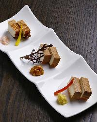 【お豆腐も奈良産】 籠滝豆腐店さんから直送で仕入れています
