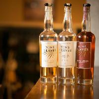 滋賀石山産のラム酒もおすすめ 3種類とも個性的な味わいです!