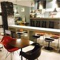 boogaloo cafe+バル 三条木屋町店