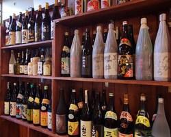 のんべぇ必見!! 100種類以上のお酒が350円~