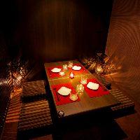 ■隠れ家情緒個室■ 和空間個室で宴会や合コン接待に人気!