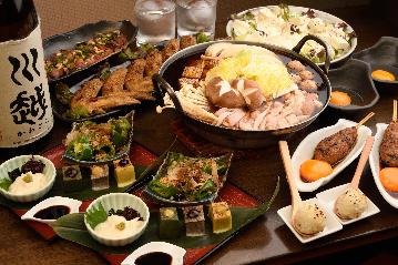 鶏いん 〜鶏ん西院店〜