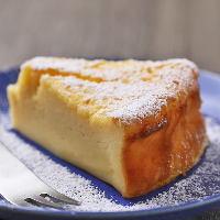 濃厚な「チーズケーキ」などデザートも自家製にこだわっています