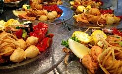 イタリア・ナポリから直輸入した厳選食材を使用しております。