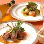 ◆コース◆ ビジネスシーンにもおすすめな豪華なコース料理