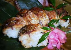 鯖寿司はインターネットでも販売しております。