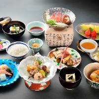 ◆季節を会席で綴る◆ 自然の恵みを会席料理でお届けいたします