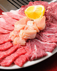 【塩セット】お肉を知り尽くした常連客の声から生まれた一皿