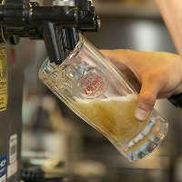 《爽快!オリオン》 当店のビールは、オリオンサザンスター!