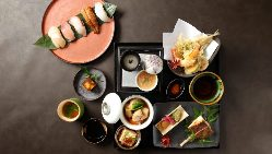 歴史と現代が融合する場所で味わう『新和食:MODERN JAPANESE』