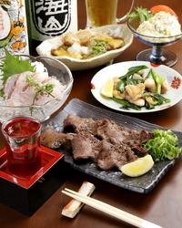 牛たん以外のお料理も充実。 和食が食べたい方も気軽にどうぞ。