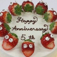 デザートをケーキに変更可! 誕生日・記念日・歓送迎会に…