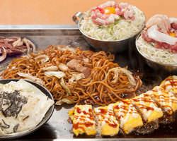 伝統の味を守り続けて60余年。 こだわりの大阪の味を。