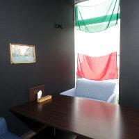 広々店内に最大5名様迄ご利用頂けるVIP個室も完備!