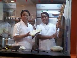 インド人シェフが創る 本格インド料理