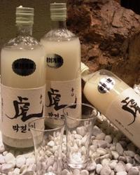 プレミア酒 【虎マッコルリ】  吟味屋でしか飲めないレア酒!!