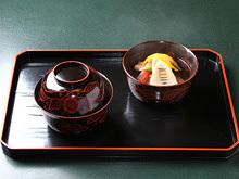 新旧が織り成す、五感に響く京料理