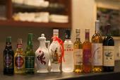甕入り紹興酒・果実酒・日本初登場のお酒も!!豊富な中国酒♪