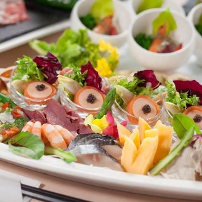 Setouchigorufurizoto Gorufugaden Restaurant THE GRILL