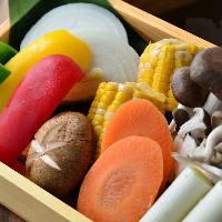 野菜好きさんも大満足!旬の美味しさを市場から直送