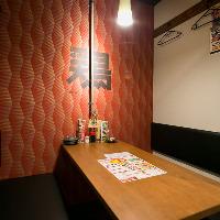 3Fまである店内は大・小個室、半個室でゆったり楽しめます!
