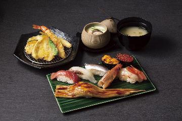 寿司 魚がし日本一 グランフロント大阪 うめきたセラー店