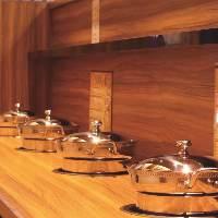 1名様につき1つの鍋をご用意。ご自身のペースでお楽しみください