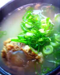 特製テールスープ ¥900