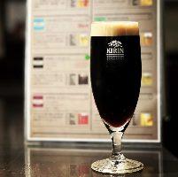 京都駅周辺では珍しい樽生地麦酒♪京都ならではの人気地麦酒!