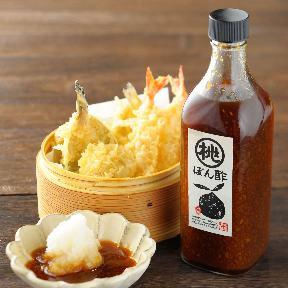 天ぷら海鮮 米福 阪急桂駅店